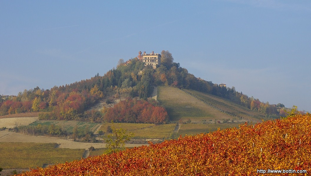 Autumn in Langhe